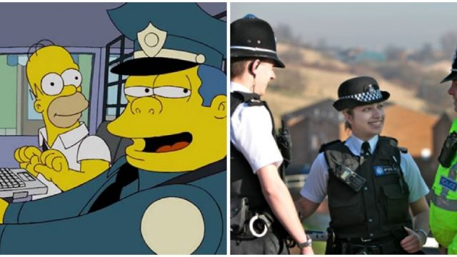 Police Use Gag From 'The Simpsons' To Trick Criminals Into Handing Themselves In