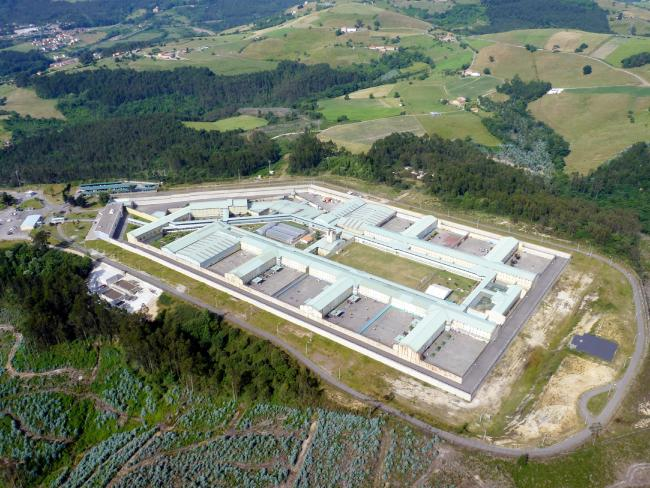 Villabona prison in Spain. Credit: Alamy