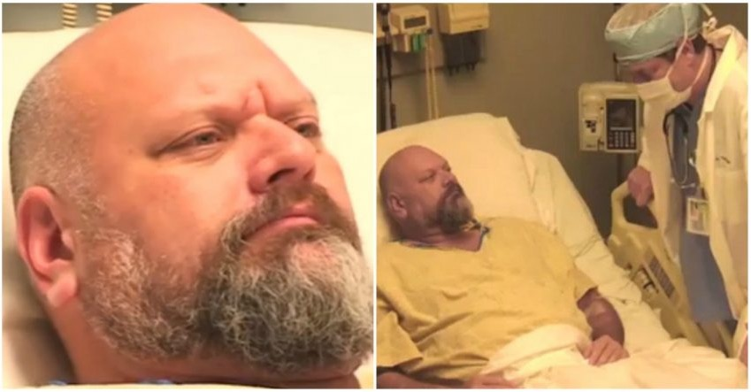 Bloke pranks his drink driving friend into thinking he's been in a 10 year coma