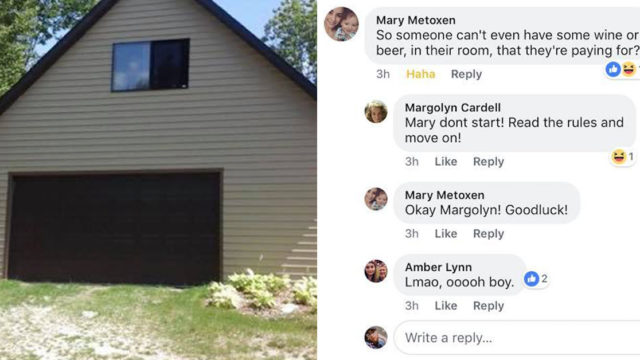 Woman gets roasted online after advertising a room for rent with ridiculous rules