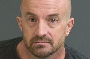 He looks the sort too. Credit: Charleston County Jail