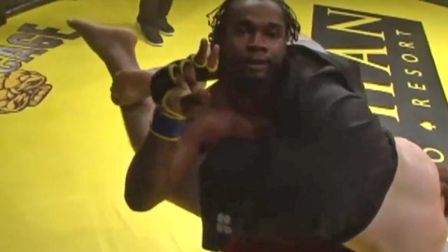 The 'Human Hammer Throw' Will Go Down As The Most Gangster Moment In MMA History