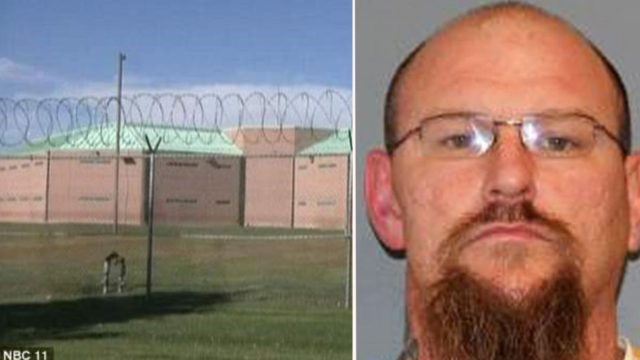 Man mistakenly released from prison for two hours is returned by wife