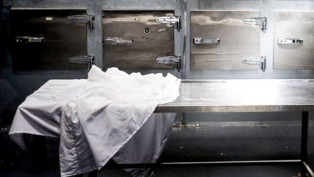 'Dead' woman found alive in morgue fridge