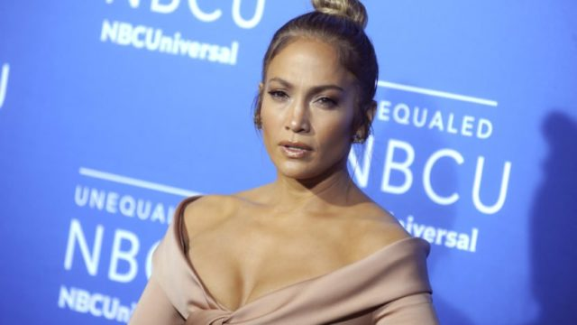 J Lo is f*cken ripped and kickin' back at 49 years of age