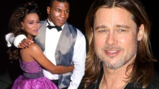 """Mike Tyson on Brad Pitt – """"I walked in and he was banging my wife"""""""