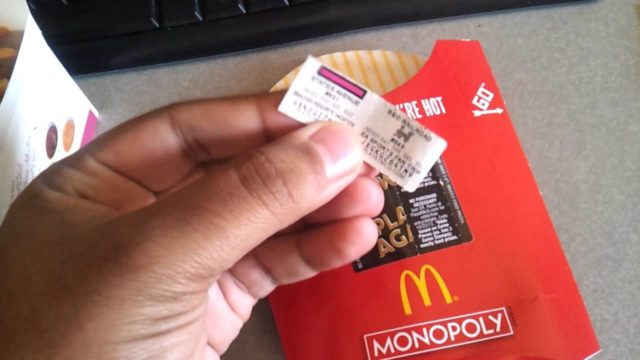 Man rigs Maccas monopoly game for $32 million