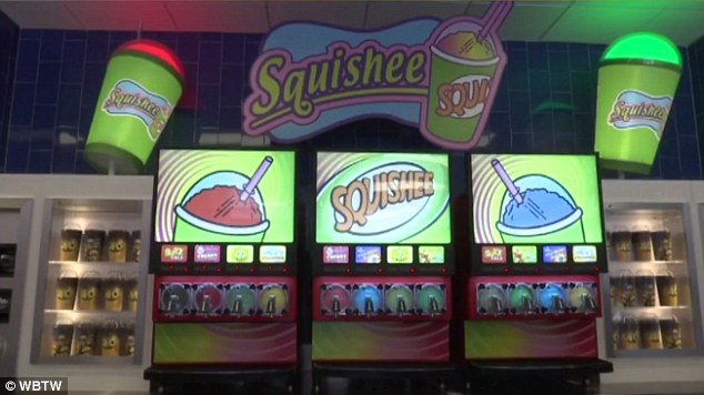 Who's up for a squishee bender? Credit: WBTW