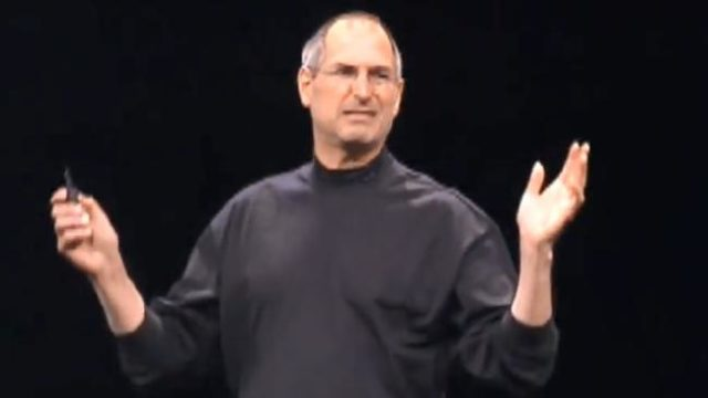The new iPhone is rumoured to get a surprise feature that Steve Jobs would f*cken hate