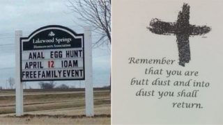 Fifteen of the best spelling mistakes on the internet!