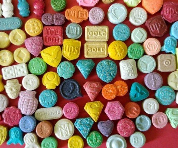 F**ken drugs. Credit: Pharmacel