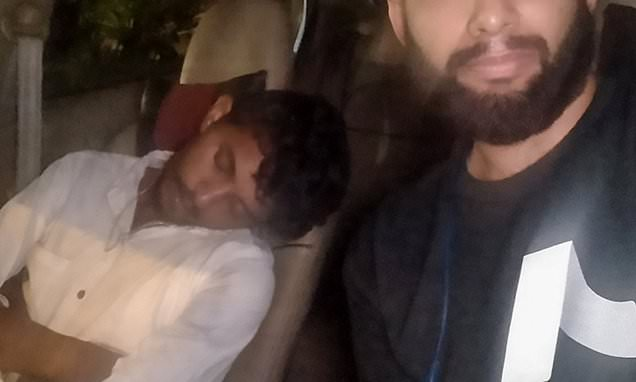Uber passenger drives himself home from airport after driver was too drunk