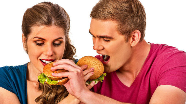Your relationship is making you fat: it's science