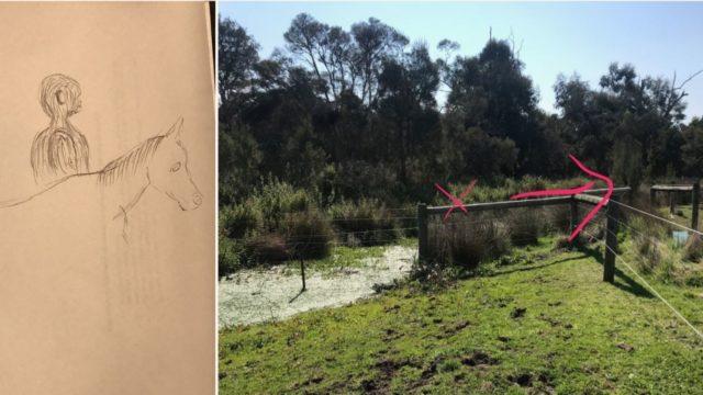 "Bloke reckons he's found the Aussie ""Yowie"" Bigfoot"