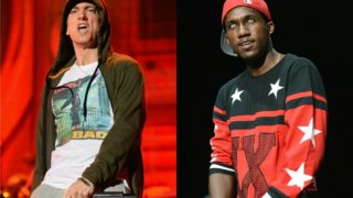 Rapper Hopsin loses his sh*t when Eminem name-checks him on new album