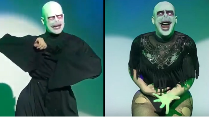 'Lady' Voldemort will change the way you see Harry Potter's arch nemesis