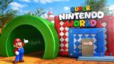 Real-life f**ken Nintendo Land theme park is currently under construction