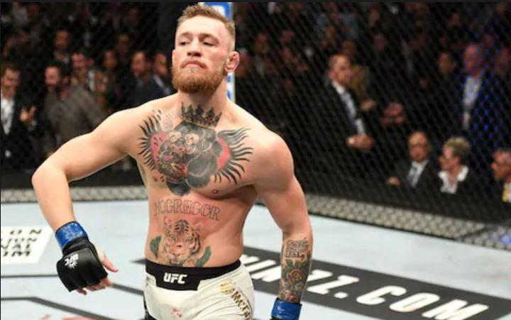 Credit: UFC/Telegraph