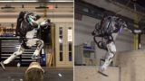 Boston Dynamics' Atlas robot shows off f*cken parkour skills