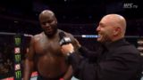 The best f*cken interview in UFC history happened on the weekend