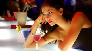 There's apparently a bunch of secret 'safe word' drinks sheilas can order at the bar