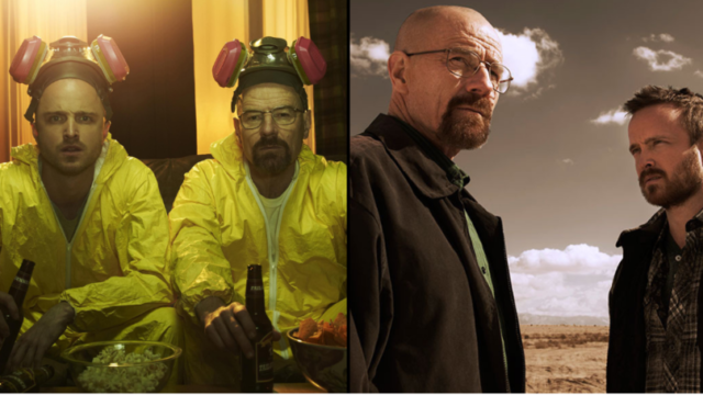 A Breaking Bad movie is in the works