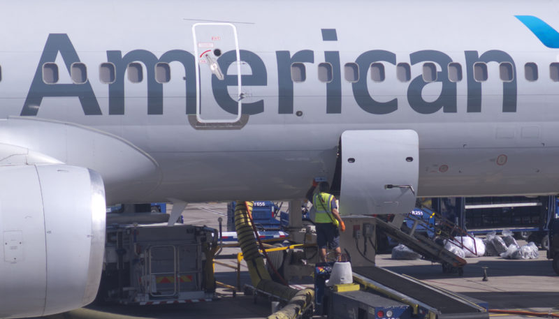 Drunk baggage handler passes out in cargo hold, wakes up in the middle of f*cken nowhere