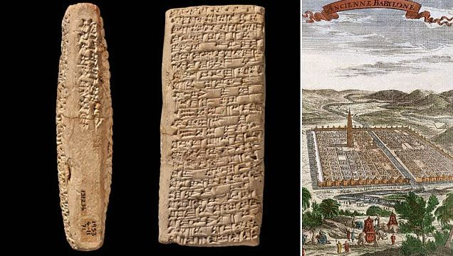Ancient tablet contains first recorded customer complaint