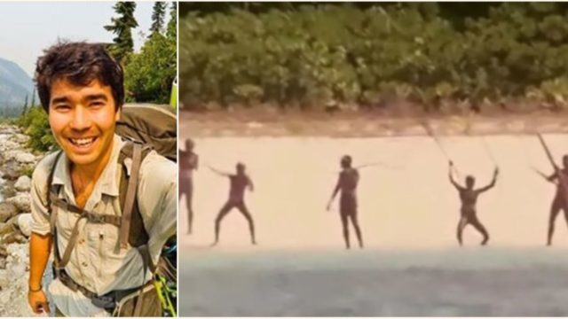 Police make a run for it as attempt to recover body of man killed by tribe goes wrong