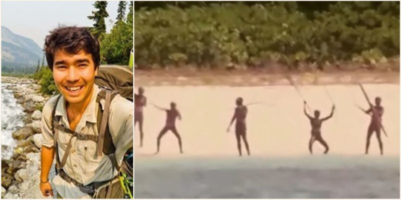 A man has been killed attempting to convert extremely isolated tribe to christianity