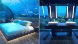 First ever undersea villa opens in luxury Maldives hotel