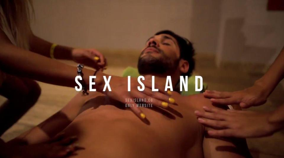 Confessional was fun / Credit: Sex Island