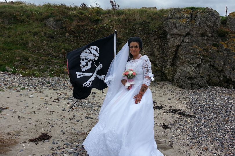 Sheila who was married to ghost of 300 year old pirate issues warning after divorce