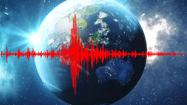 Nobody knows why the f*ck Earth just rang like a bell