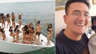 """16-year-old virgin wins """"golden ticket"""" to Sex Island party and his mum isn't happy"""