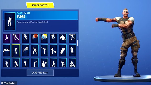 Backpack Kid Sues Fortnite For Using The Floss Dance Move