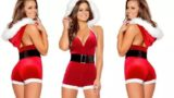 Sheila buys sexy Santa outfit online, regrets it once she put it on