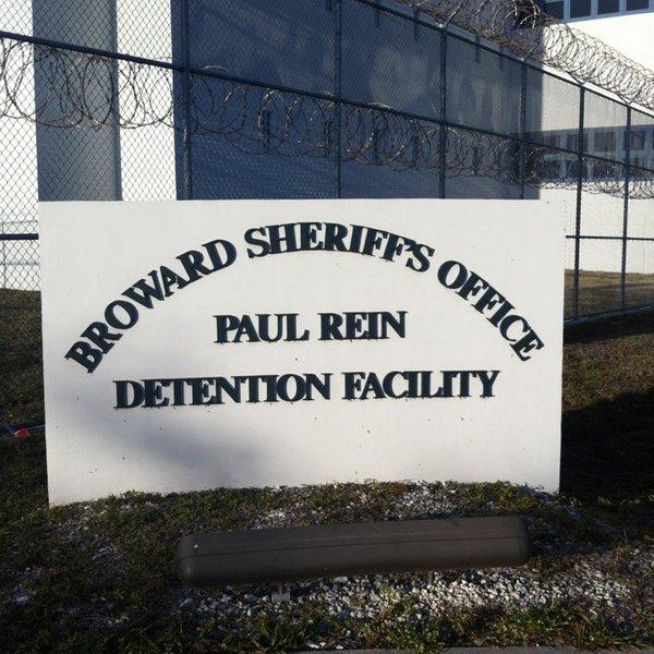 Credit: Broward Sheriff Dept