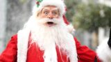 Santa rips off beard and tells kids to 'get the f*ck out' in huge grotto meltdown