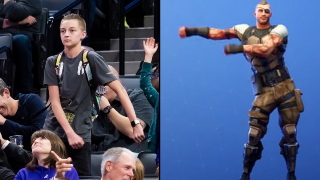 Backpack Kid sues 'Fortnite' for using The Floss dance move