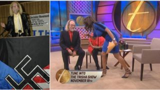 White supremacist reacts on TV to DNA test confirming he is black