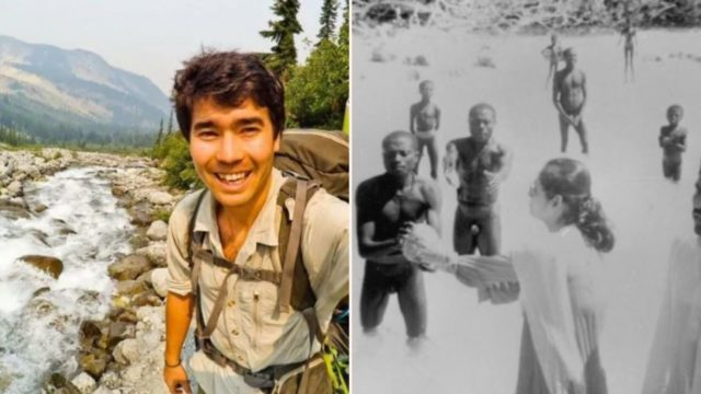 Woman's encounter with tribe that killed John Chau was entirely different 27 years ago