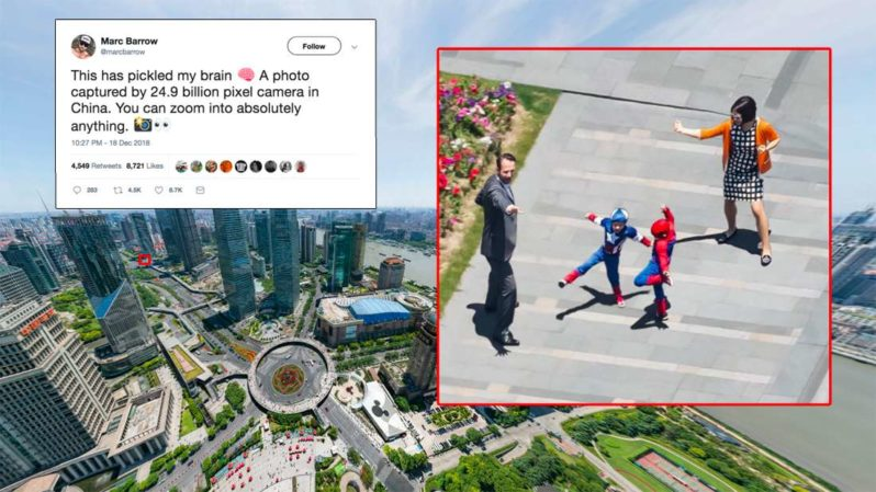 This viral 195 gigapixel photograph of Shanghai needs to be seen to be believed