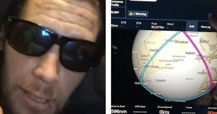 Flat Earther promises to pay $100,000 to anyone who proves Earth is round, instantly regrets it