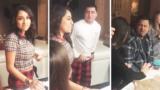 Sheila dumps her cheating boyfriend in savage fashion at her own birthday party