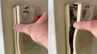 Poor bastard discovers a sh*tload of cockroaches in old phone