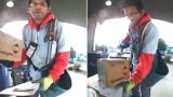 Check out this awesome mailman's tactic to stop thieves