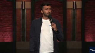 "Comedian Nimesh Patel kicked off stage for ""offensive joke"""