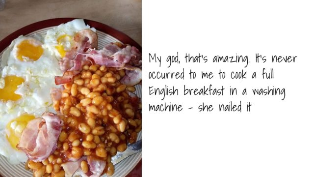 "Sheila posts her breakkie on ""Rate My Plate"" FB page, gets absolutely roasted"