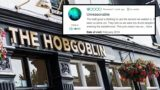 Pub leaves savage response to one-star Trip Advisor review